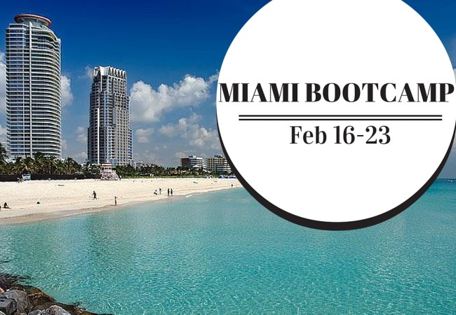 2016 – Miami Pickup Bootcamp February 16-23